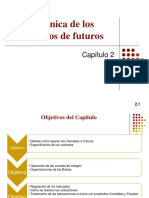 Mecánica de Los Mercados de Futuros