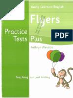 Pearson Flyers Exam Book