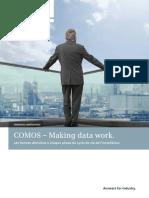 Comos Making Data Work