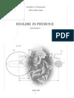 English in Physics 2
