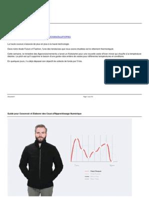 FashionFutureV1b.docx | Intelligence artificielle | Technologie
