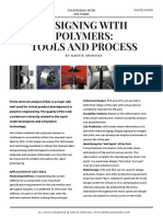 Design With Polymers- Tools and Process by Kartik Srinivas, CEO, AdvanSES