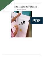 Pixel Art Alla Scuola Dell'infanzia