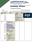 weekly plan kg2 feb