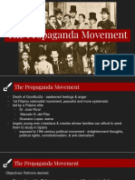 PI 100 - The Propaganda Movement
