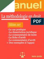 Extrait Guide Methodologie Juridique