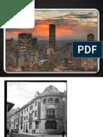 Bogotá y Poesía