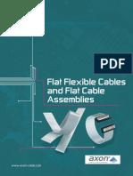 80 Ffc Flat Cables Axon