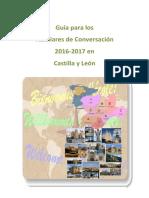 Guía CyL de auxiliares de conversación 2016-17