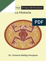 Bufo Alvarius El Sapo del Amanecer - Dr. Octavio Retting Hinojosa.pdf