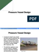 CH3080 Pressure Vessels
