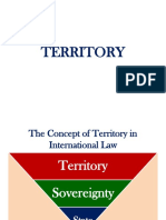 Title to Territory