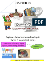 Developing Cognitive Abilities