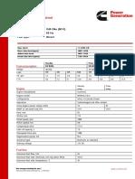 B 3 3 Diesel Generator Engine C40-D6e D-6273-En (1)