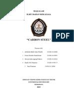 Makalah Carbon Steel