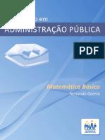 PNAP - Bacharelado - Matematica Basica.pdf