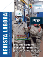 Revista Laboral Bolivia