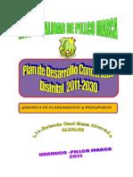 PDC Pillco M. 2011-2030