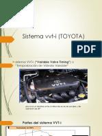 Sistema Vvt-i (TOYOTA)
