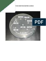 Penentuan Khm Pada Bakteri s