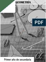 Geometria Trilce Primero Secundaria