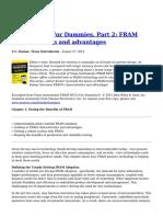 FRAM MCUS for Dummies Part 2
