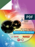 Pub141051 Manual de Acogida en Prevencion de Riesgos Laborales Para Tecnico de Sonido-disc Jockey