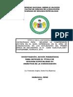 Proyecto Fortunata