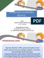 PPT INDP Angiomyolipoma Renal