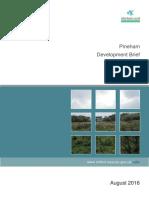 APPROVED Pineham Development Brief