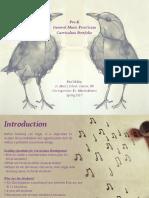 curriculum portfolio