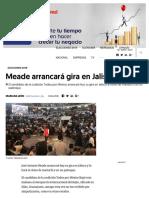 06-05-18 Meade arrancará gira en Jalisco