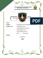 Procesos de Unificación de Las Fuerzas Policiales