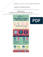 Salaries & Wages Survey Report, Malaysia, 2016