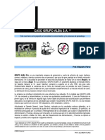 Gerencia Caso Grupo Alba Sa Texto Del Caso 2017