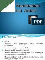 7 Adler Teori