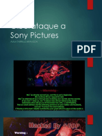 Ciberataque a Sony Pictures