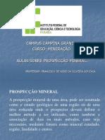 156169971 Aula Prospeccao Mineral