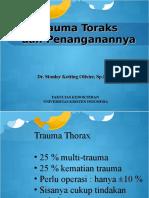 12 Trauma Toraks