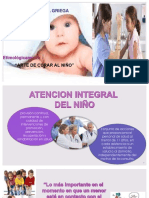 atencion integral del Niño