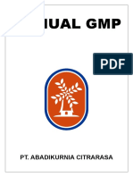 Gmp Manual