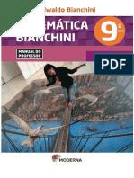 Matematica Bianchini 9º Ano PROF