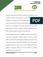 Analisis Ecologico Empresa de Calzado