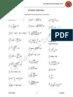 Ejercicios Propuestos de Integral Indefinida.pdf