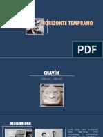 Exposición Horizonte Temprano