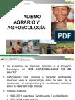 Socialismo Agrario y Agroecología