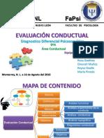 presentacin evaluacin conductual