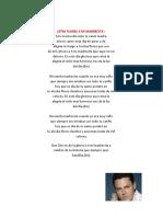 LETRA FLORES A MI MADRECITA.docx