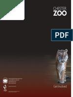 Chester Zoo Company Presentation