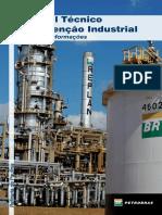 Manual Técnico Manutenção Industrial Tabelas e Informações 144p Petrobras